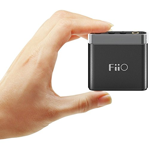 FiiO A1 Black Portable Headphone product image