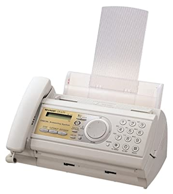 Sharp UX-A255 Thermal Transfer Plain Paper Fax with All Digital Answering System