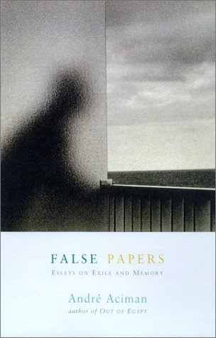 book cover of False Papers
