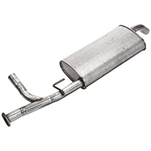 Walker 55529 Quiet-Flow Stainless Steel Muffler Assembly