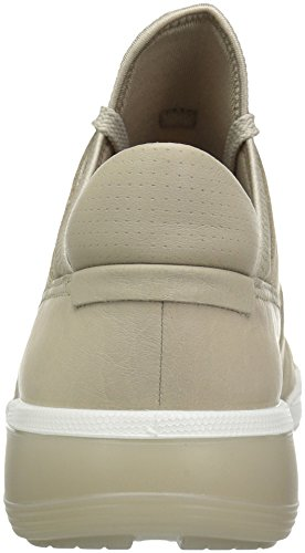 Ecco Womens Intrinsic 2 Fashion Sneaker Oyester / Oyester