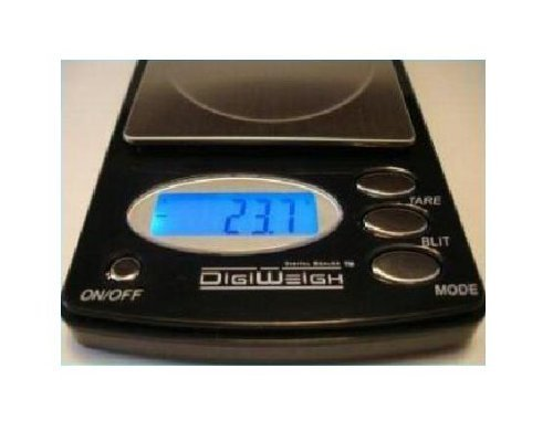Pro Stainless Steel Lab Scale - Digital Tool Measuring Dental Gold, Scrap Pieces, Lab Materials, etc