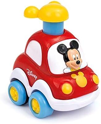 8d52121e3484 PRIMA INFANZIA Wd Clementoni-Disney Baby Macchinine Press & Go 143924