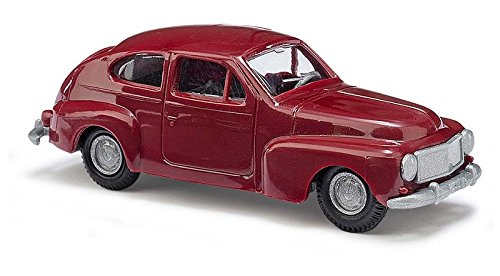 - 1958 Volvo 544 Station Wagon - Economy - Assembled - Red