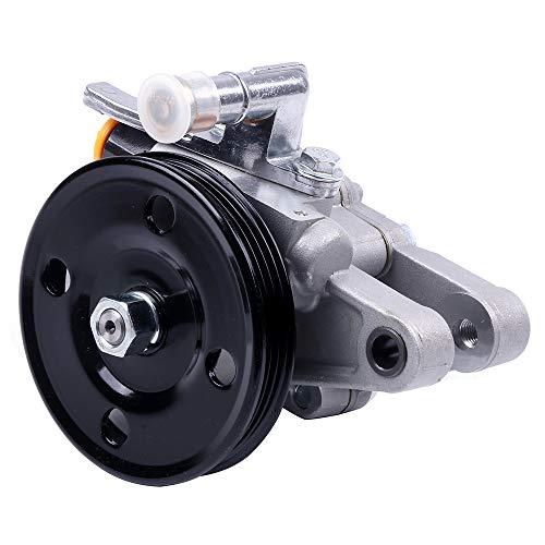 Power Steering Pump Fit for 01-05 Hyundai Elantra, 03-08 Hyundai Tiburon CCIYU 215-260 Power Steering Assist ()