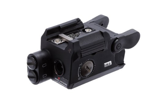 Beamshot X1-G Green Laser Sight, Black by Beamshot