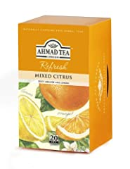 Ahmad Tea of London draws upon knowledge and experience gained from three generations of family activity in all areas of the tea trade from plantations to blending and packaging. The name of Ahmad Tea is synonymous with the very finest teas. ...