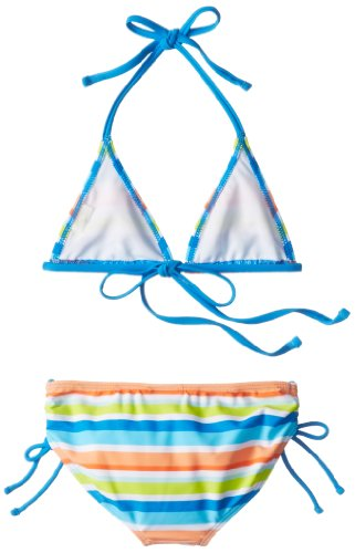 Kanu Surf Big Girls'  Popsicle Bikini Swimsuit