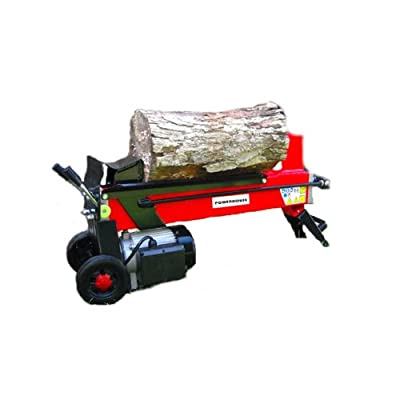 <strong>Powerhouse XM-380 7-Ton Electric Hydraulic Log Splitter </strong>Review
