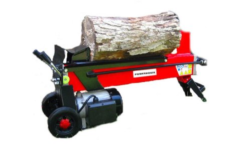 Log Splitter - Powerhouse XM-380  Electric Hydraulic Log Splitter, 7-Ton