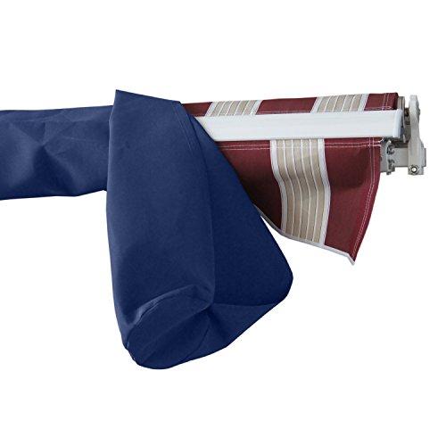 ALEKO AWPSC16X10BL30 Protective Awning Cover Rain Canopy Storage Bag 16 x 10 Feet Blue by ALEKO