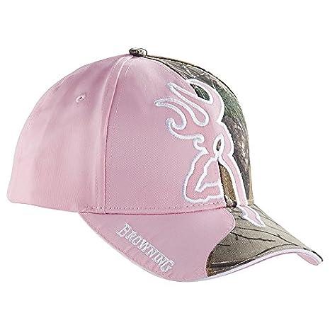 89a3f514ad061 ... discount code for browning big buckmark cap camo realtree xtra pink  4b0f3 bd272 ...