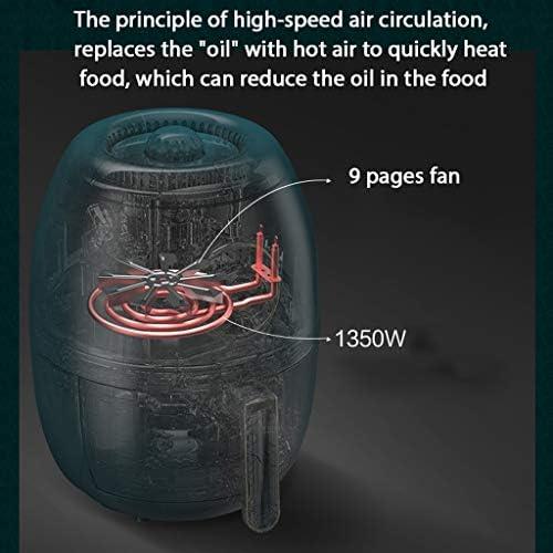 Multifunctionele friteuse Air Fryer Startpagina Multifunctionele 3L grote capaciteit Oil Free Low Fat Fries Machine Air Fryer Gezondheid