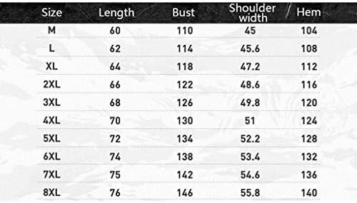 YULAN Gilet Estate Casual Vest Maschio Versione Coreana di Giacca Trend del Panciotto della Maglia di Pesca Esterna Giacca Senza Maniche (Color : Black-Thick, Size : 6XL)