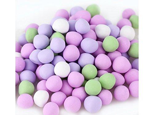 SweetGourmet Purple Candy Buffet | Pastel Chocolate Dutch Mints | Peppermint Flavor | 15oz