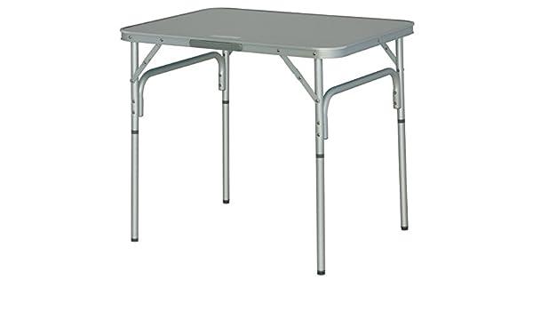 Mesa de camping, mesa plegable, jardín tamaño de la tabla 80x60x33 ...