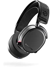 SteelSeries Arctis Pro Wireless Gaming Headset - Lossless High Fidelity Wireless + Bluetooth for PS4 and PC