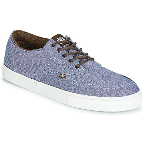 Uomo Element Navy Sneaker N6tc31 Chambray z1wPqUx