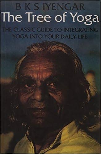 The Tree of Yoga: Yoga Vrksa by B.K.S. Iyengar 1994-03-28 ...