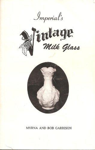 (Imperial's Vintage Milk Glass)
