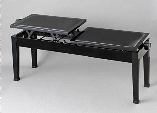Itomasa 親子連弾椅子 ブラックB003X6EWSO