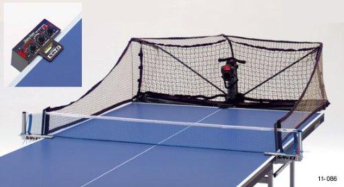 正規品サンエイSAN-EIボール自動循環機能搭載「卓球マシン ロボポン2040」 B00E56CATO