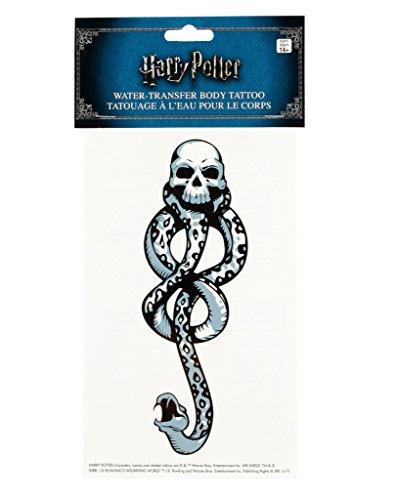 Harry Potter Dark Mark Water Transfer Body Tattoo -