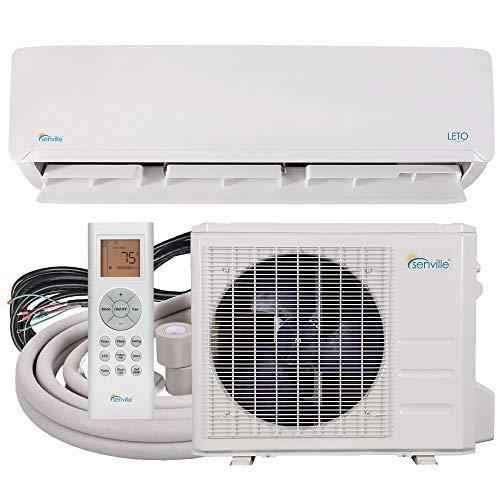 Senville 9000 BTU 15 SEER Split Air Conditioner and Heat Pump SENL-09CD