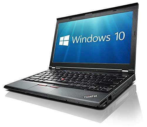 "Lenovo ThinkPad X230 Laptop 12.5"", Intel Core i5, 8GB RAM, 128GB SSD, Win10 Home (Renewed)"
