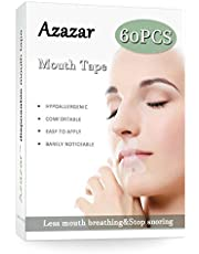 Sleep Strips 60 Pcs,Advanced Gentle Mouth Tape for Better Nose Breathing, Less Mouth Breathing, Improved Nighttime Sleeping and Instant Snoring Relief