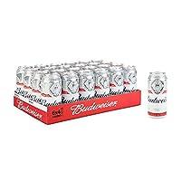 Budweiser Beer Can 24 x 440ml