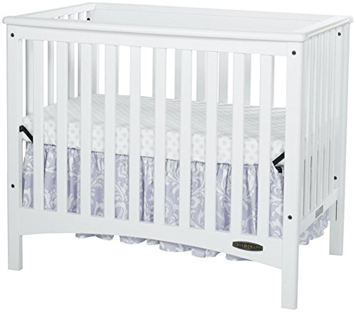 The Best 5 Cribs for Small Spaces in 2018 - Kids Saver Network