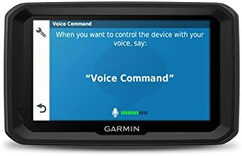 Garmin dēzl 580 LMT-S 5in GPS Truck Navigator (Renewed)