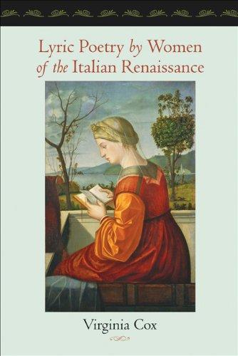 Lyric Poetry by Women of the Italian Renaissance by Brand: Johns Hopkins University Press