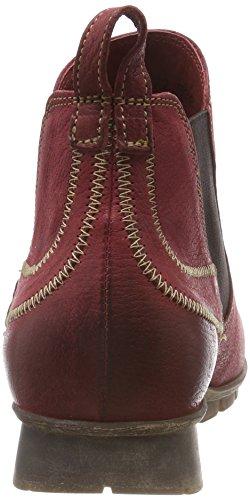 383907 383907 Menscha Donne Boots Rosso Chelsea Women's Stivali Think Menscha 7272 Delle Rosso Chelsea Kombi kombi Pensare 7272 qpPwt