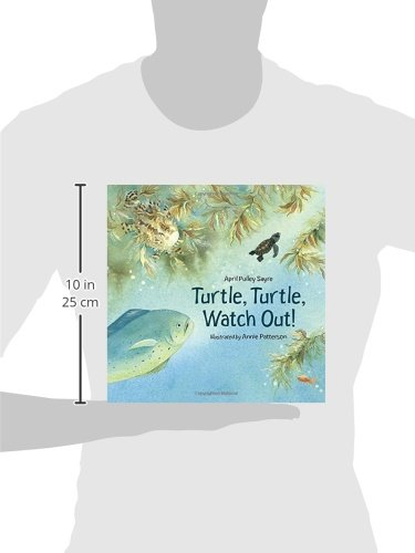 Turtle, Turtle, Watch Out!: April Pulley Sayre, Annie Patterson ...