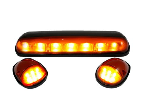 (Recon 264155AM Truck Cab Roof Light )