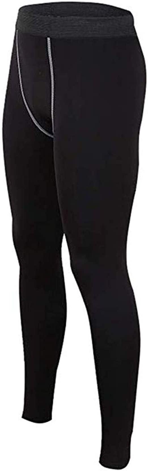 Men/'s Compression Tights Pants Shirt Skin Athletic Base Layers Wick Cool Dry Y47