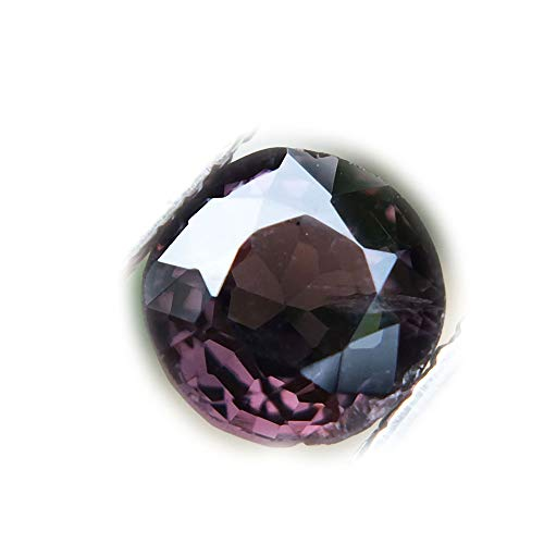 Lovemom 1.14ct Natural Cushion Unheated Purple Spinel Myanmar #PU by Lovemom (Image #5)