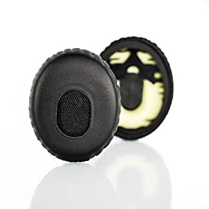 Almohadillas de recambio para los auriculares Bose Quiet Comfort 3 (QC3) y Bose On-Ear (OE) - (no es compatible con los auriculares Bose On-Ear 2 - OE2/SoundTrue On-Ear)