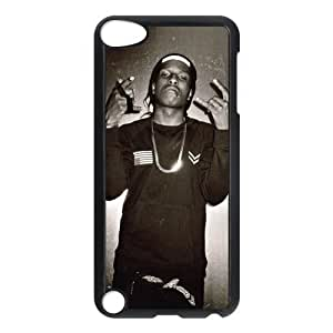 EVA Asap Rocky iPod Touch 5 Case,Snap-On Protector Hard Cover for iTouch 5th