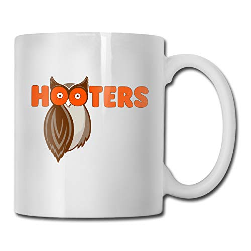 Porcelain Coffee Mug Save The Hooters Ceramic Cup Tea Brewing Cups for Home Office