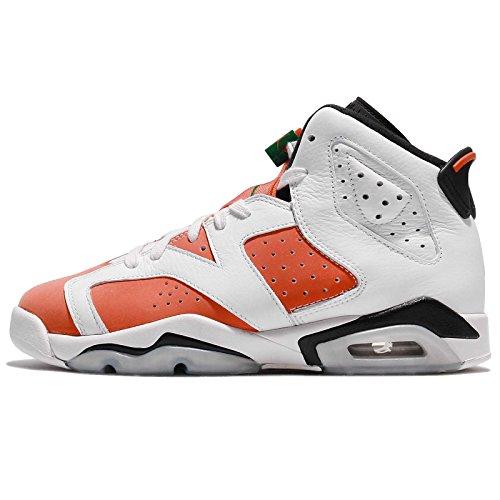 Nike Air Jordan 6 VI GS BG GG Gatorade Like Mike White 384665-145 US Size 3.5