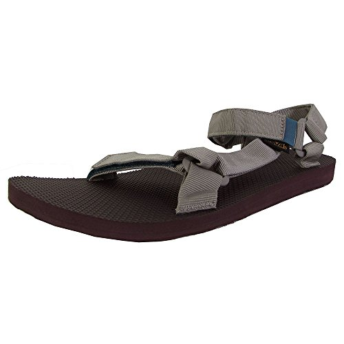 Teva Men's Original Universal Woolrich Sandal, Grey, 13 M US
