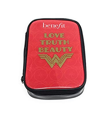 Benefit Cosmetics Wonder Woman Catalog Makeup Bag