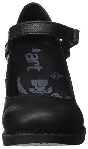 Pantofole a Stivaletto Black Donna 933 Harlem Nero Memphis Art Pwt0q5EnR
