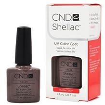CND Shellac RUBBLE Gel UV Nail Polish 0.25 oz Manicure Soak Off Pedicure 1/4 by Jubujub