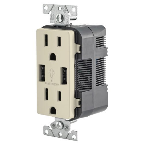 Leviton T5632-T Electrical Outlet