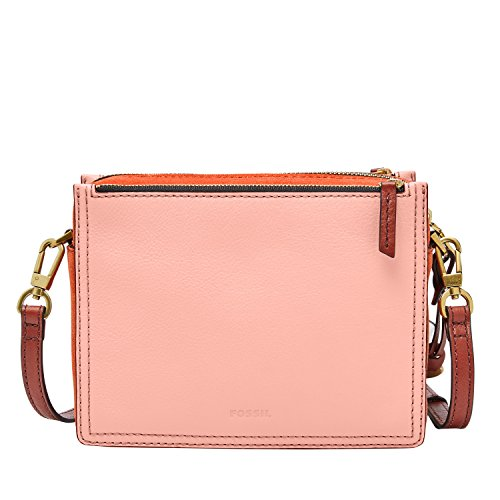 Fossil Persimmon Crossbody Fossil Fossil Bag Bag Persimmon Campbell Campbell Crossbody wEqqxIC
