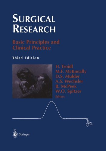 Surgical Research: Basic Principles and Clinical Practice